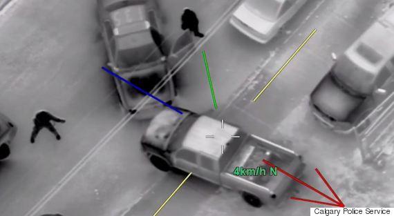 calgary carjacking video
