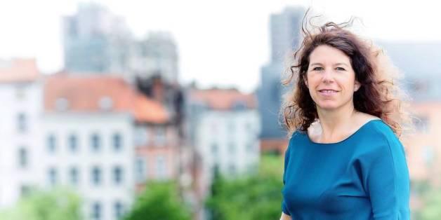 La secrétaire d'État bruxelloise à la Coopération au développement Bianca Debaets.