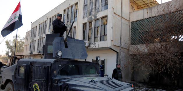 Irak: les forces spéciales délogent les terroristes de Daech de l'université de Mossoul