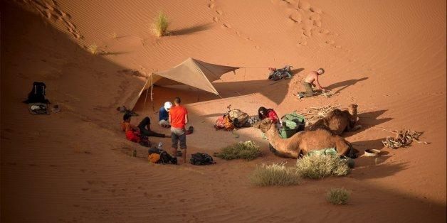 Survivre en pleine nature, une aventure insolite désormais possible au Maroc