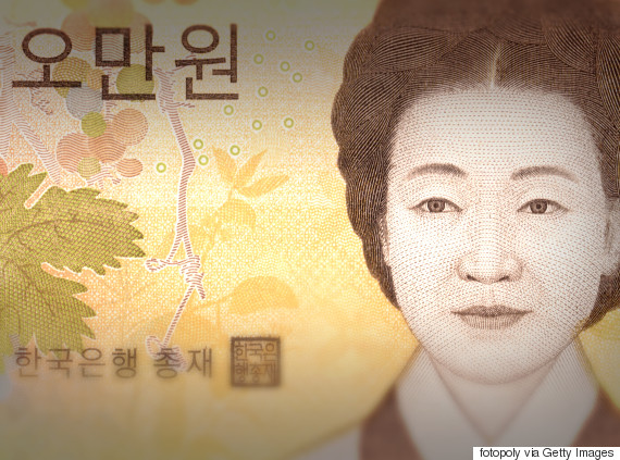 korea money