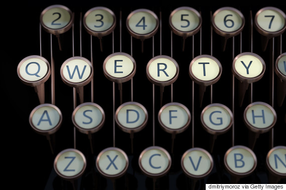 qwerty type