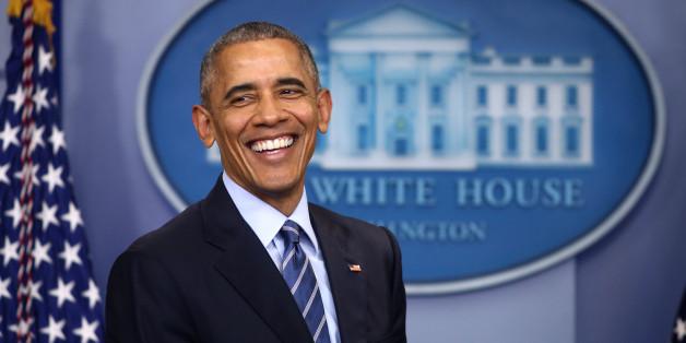 In einem Interview hat der scheidende US-Präsident Barack Obama über sein Leben im Weißen Haus gesprochen