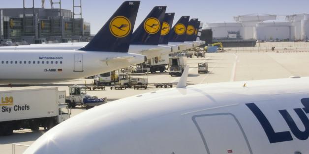 Lufthansa will ab nächster Woche auf jedem ihrer Kurzstreckenflüge Internet anbieten