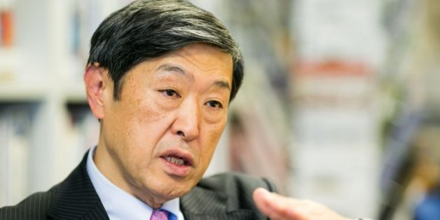 président de la JICA, Shinichi Kitaok