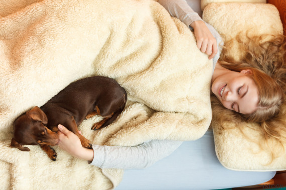 dormir manta