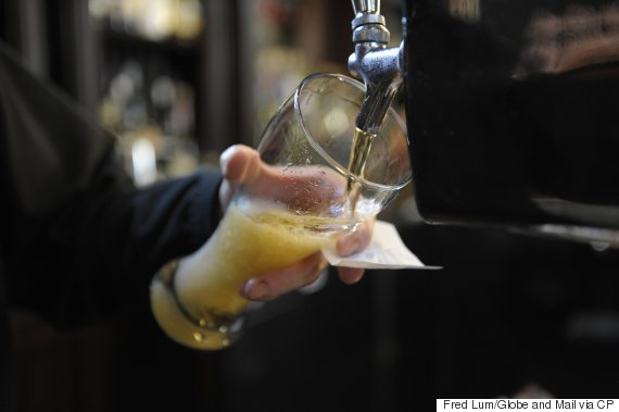 Canada Beer Law States Pints Have To Be 20 Ounces More Or Less