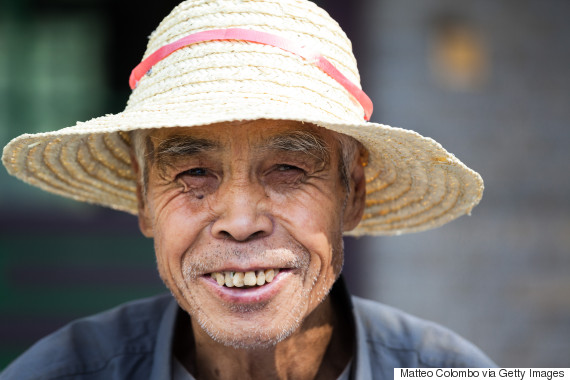 asia old guy