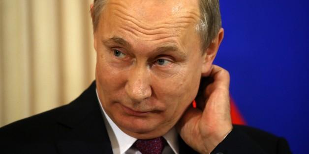 """Der russische Präsident Putin behauptet, sein Land haben """"die besten Prostituierten der Welt"""""""