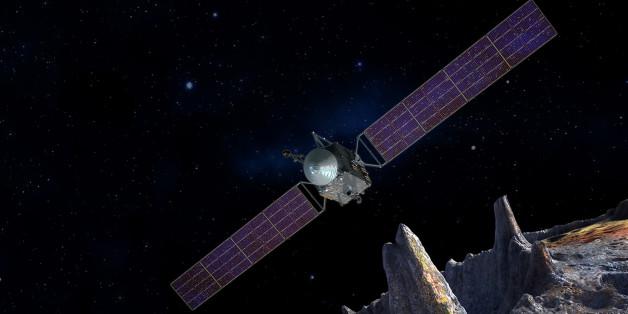 Wenn die Nasa diesen Asteroiden zur Erde bringt, bricht die Weltwirtschaft zusammen