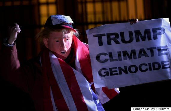 climate change trump