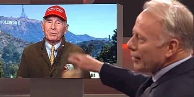 Frederic Prinz von Anhalt ist ein großer Fan von Trump