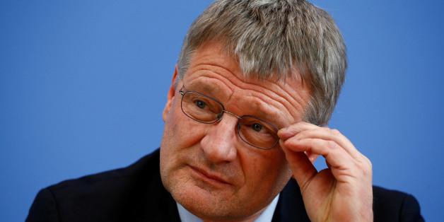 AfD-Chef Meuthen stellt sich nach Nazi-Rede hinter Björn Höcke