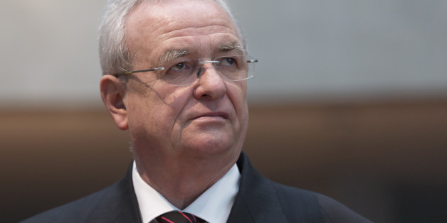 Martin Winterkorn, the former chief executive officer of Volkswagen AG, looks on as he arrives to testify to a parliamentary committee in the Bundestag in Berlin, Germany, on Thursday, Jan. 19, 2017. Winterkorn apologized for breaching the trust of millions of customers while defending his tenure, saying that the carmaker was always focused on quality and that he maintained an open-door policy. Photographer: Rolf Schulten/Bloomberg via Getty Images
