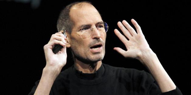Mit diesem einen Satz rettete Steve Jobs zwei milliardenschwere Unternehmen - jeder von uns sollte ihn beherzigen