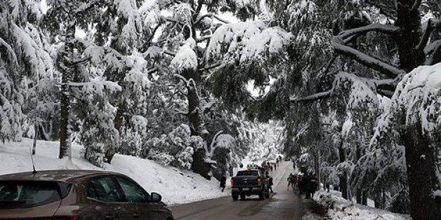 Conducteurs, gare aux chutes de neige sur les routes marocaines