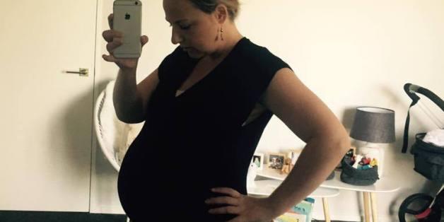 Kimberley Smylie bekam zwei Kinder innerhalb von 10 Monaten