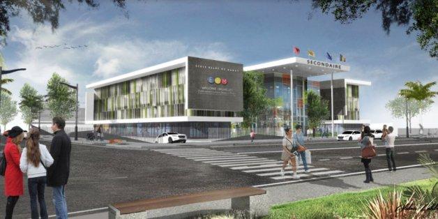 Rabat accueille sa première école belge
