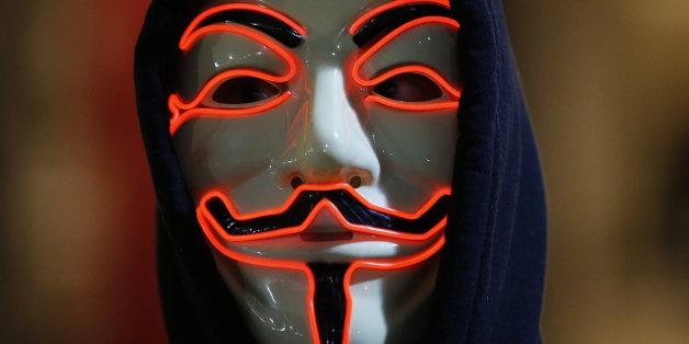 """Anonymous droht Trump: """"Sie werden die nächsten vier Jahre bereuen"""""""