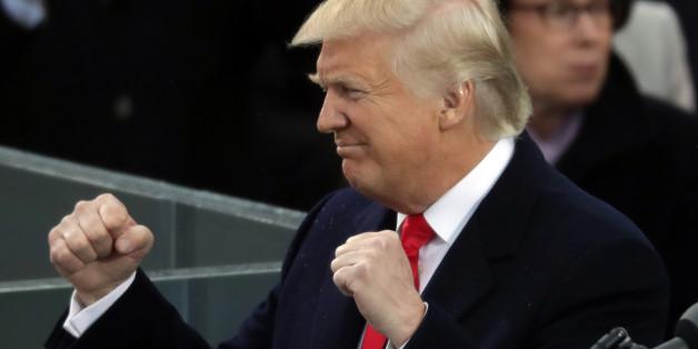 """Donald Trumps """"America First"""" soll einen antisemitischen Ursprung haben"""