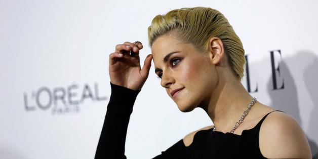 Actor and honoree Kristen Stewart poses at the 23rd annual ELLE Women in Hollywood Awards in Los Angeles, California U.S., October 24, 2016.   REUTERS/Mario Anzuoni