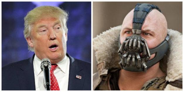 Vous ne rêvez pas, Trump a bien prononcé la même phrase que le méchant dans Batman