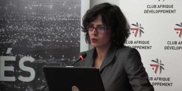 Mouna Kadiri, directrice du Club Afrique Développement