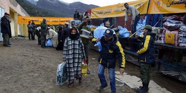 Vague de froid: que fait l'Etat pour aider les sinistrés?