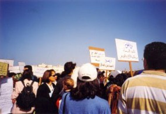 marche rabat femmes 2000