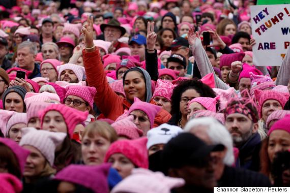 women march washington