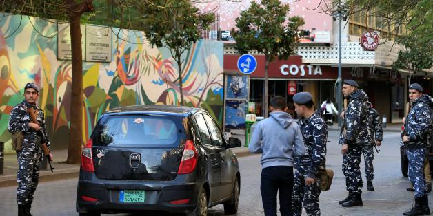 Liban: Attentat suicide évité de justesse dans un café de Beyrouth