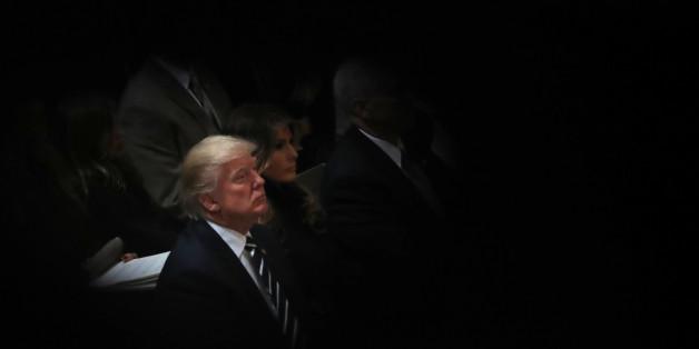 Chefs von führenden US-Unternehmen kritisieren Präsident Donald Trump für das erlassene Einreiseverbot