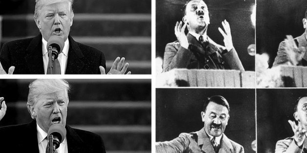 """Russischer Soziologe glaubt: """"Trumps Antrittsrede war von Hitler inspiriert"""""""