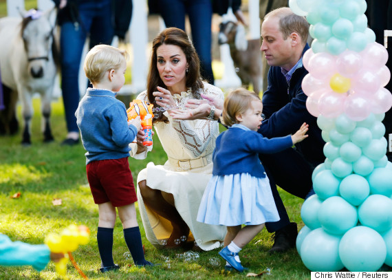 william kate children