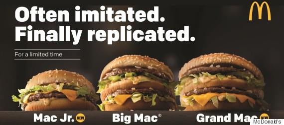 grand mac mcdonalds