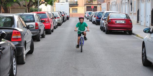 Kinderfänger unterwegs: Sie wollen sie in ihr Auto locken