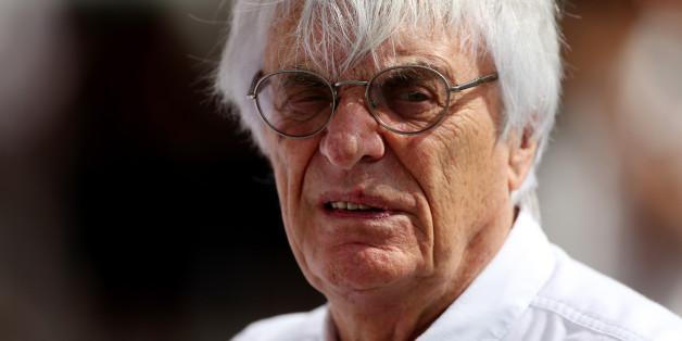 Bernie Ecclestone during practice at Yas Marina Circuit, Abu Dhabi. (Photo by David Davies/PA Images via Getty Images)