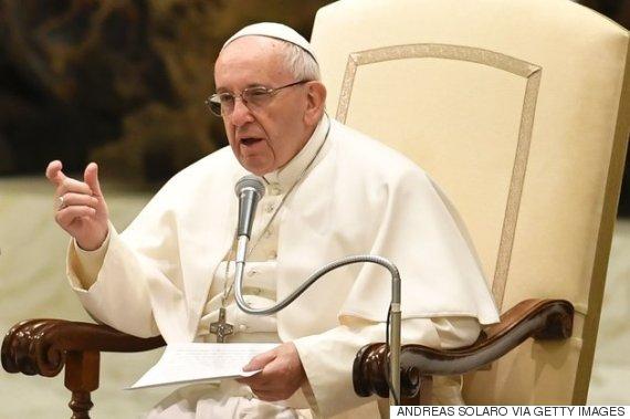 ローマ法王フランシスコが警告「...