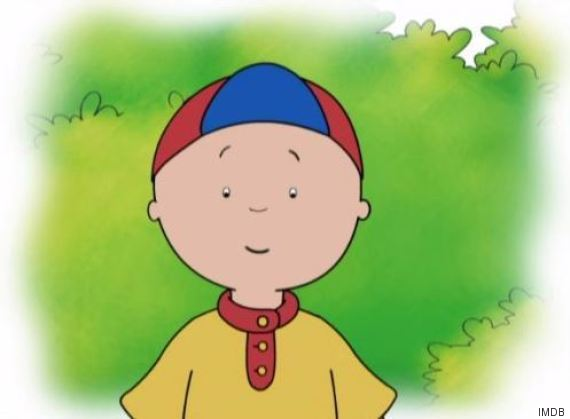why is caillou named caillou huffpost canada