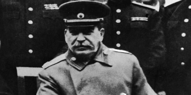 Ο ηγέτης της ΕΣΣΔ από το 1922 ως το 1953, Ιωσήφ Στάλιν
