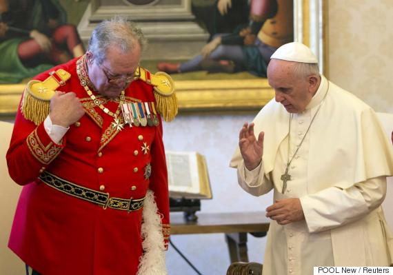 pope festing