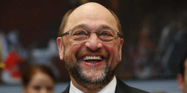 Martin Schulz will Bundeskanzler von Deutschland werden
