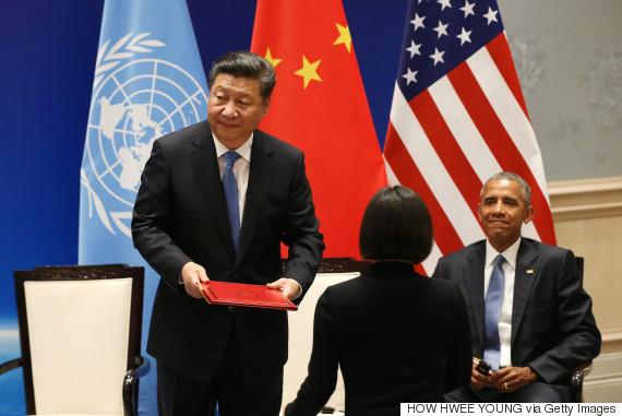 paris agreement china