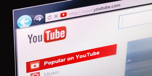 Minsk, Belarusy - August 27, 2013: YouTube homepage