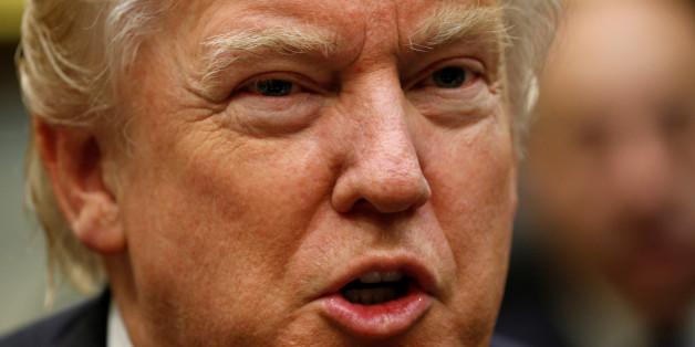 Donald Trump will straffällige Migranten wöchentlich an den Pranger stellen.