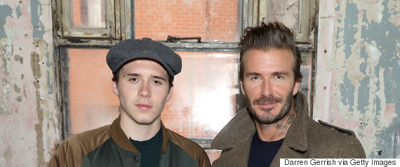 brooklyn beckham david