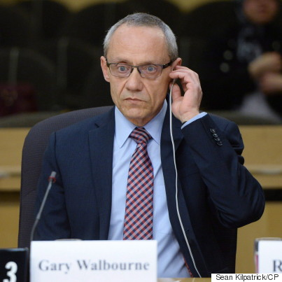 gary walbourne