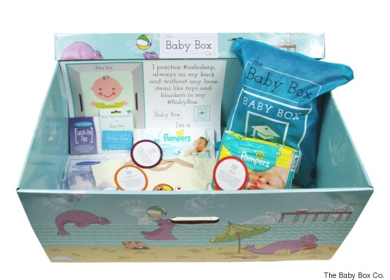 baby box canada