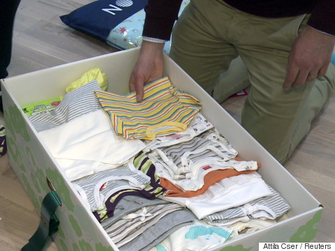 baby boxes finland