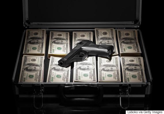 guns money